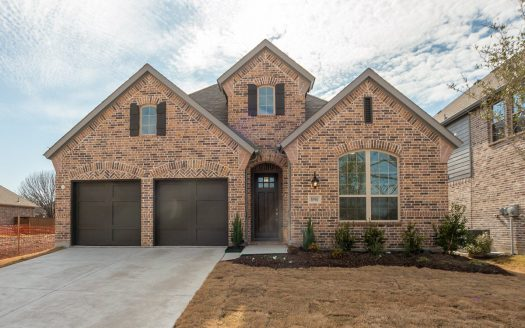American Legend Homes Stonebridge Ranch - Melton Ridge subdivision 8901 Abbington Place McKinney TX 75072
