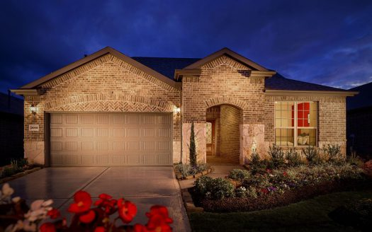 Del Webb Frisco Lakes subdivision 2129 Harbor Pointe Drive Frisco TX 75036