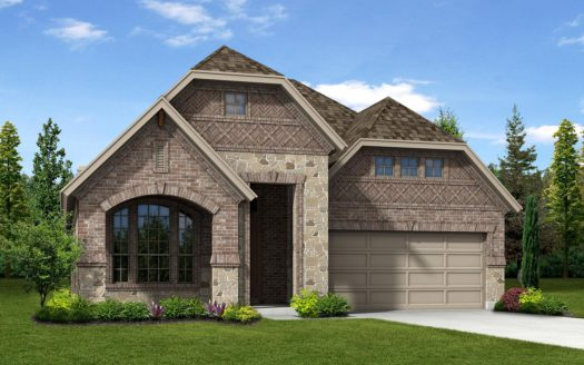Trendmaker Homes Parks at Legacy subdivision 3141 Kennington Drive Prosper TX 75078
