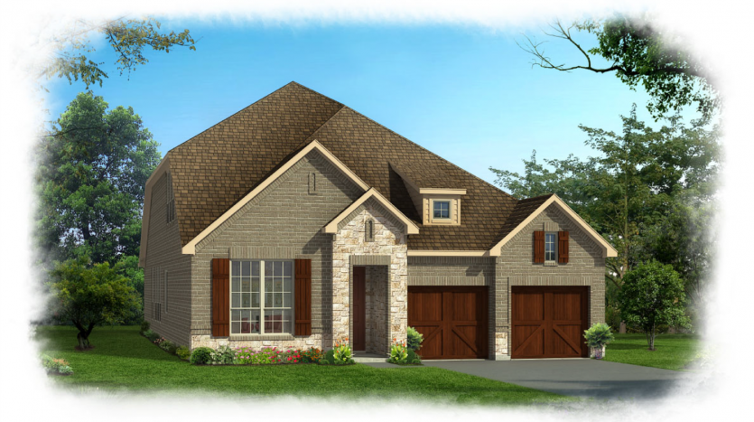 Rendition Homes Mill Valley subdivision  Mansfield TX 76063
