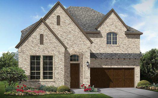 K. Hovnanian® Homes Villas at Mustang Park subdivision 2007 Remington Drive