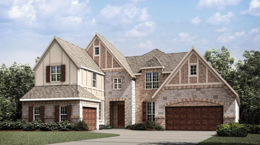 Drees Custom Homes Windsong Ranch subdivision  Prosper TX 75078