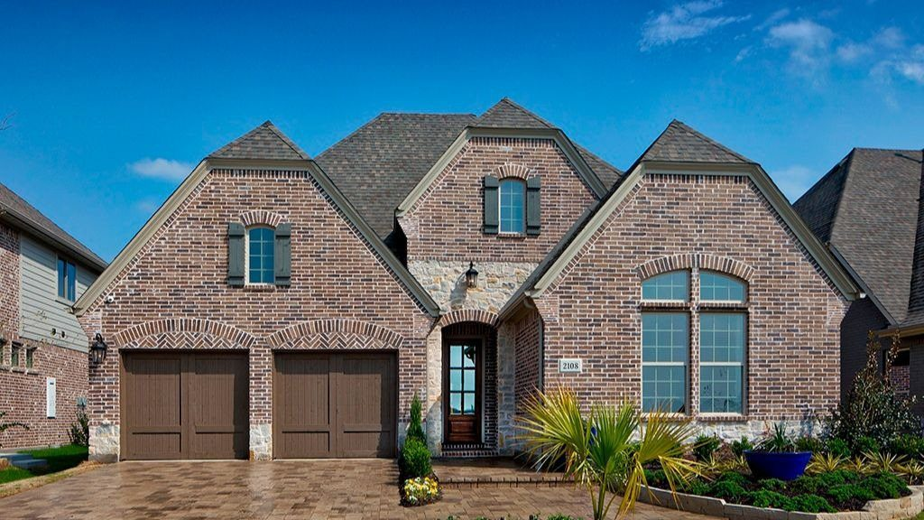 Darling Homes-Auburn Hills - 55' Homesites-McKinney-TX-75071
