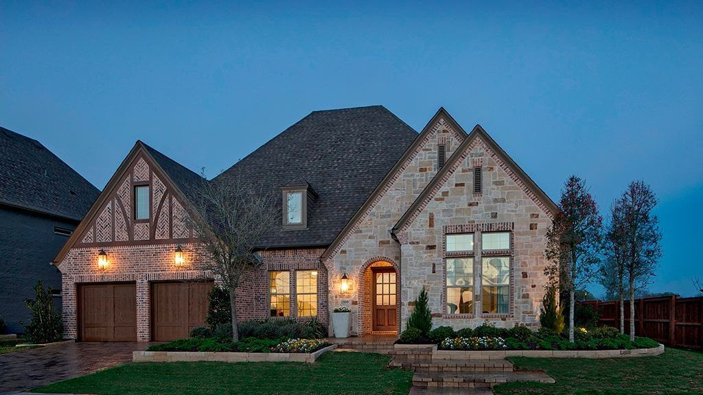 Darling Homes-Auburn Hills - 70' Homesites-McKinney-TX-75071