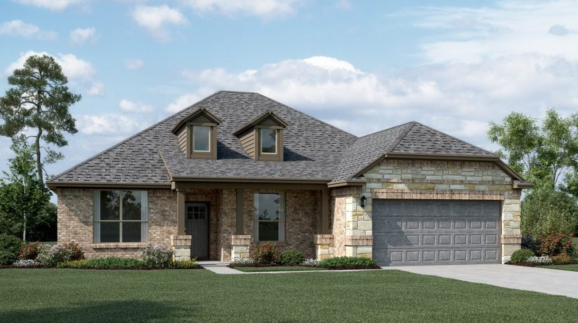 K. Hovnanian® Homes Ascend at Seventeen Lakes Estates subdivision  Roanoke TX 76262