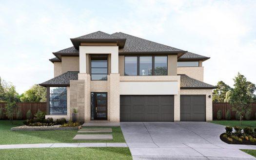 MainVue Homes Fairwater subdivision  Frisco TX 75034