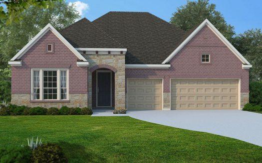 David Weekley Homes Wynn Ridge Estates Village Series subdivision 6505 Palmetto Bluff Drive McKinney TX 75071