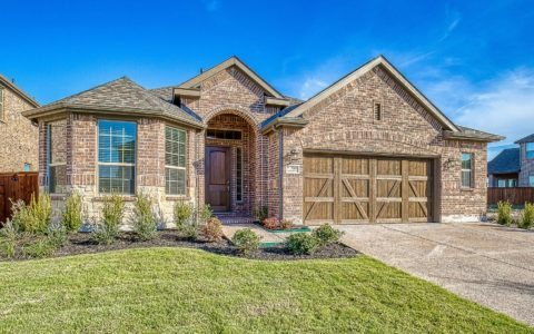 Chesmar Homes Dallas Somerset at Mansfield subdivision  Mansfield TX 76063
