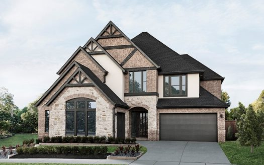 MainVue Homes Windsong Ranch subdivision 4060 Brazoria Drive Prosper TX 75078