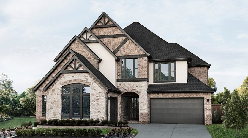 MainVue Homes Windsong Ranch subdivision  Prosper TX 75078