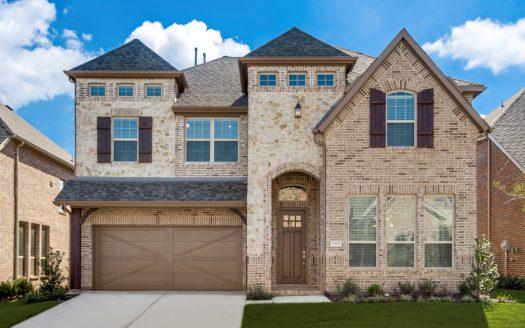K. Hovnanian® Homes Villas at Mustang Park subdivision 7908 Pimlico Lane