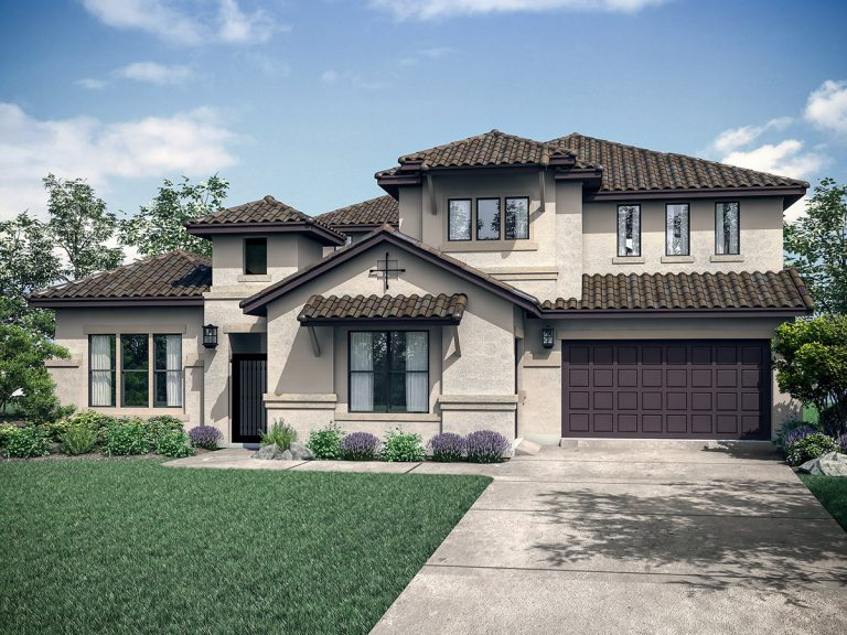 Landon Homes Richwoods Province subdivision  Frisco TX 75035