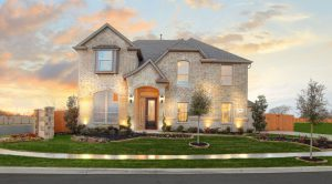 Sandlin Homes-Cambridge Estates-North Richland Hills-TX-76180