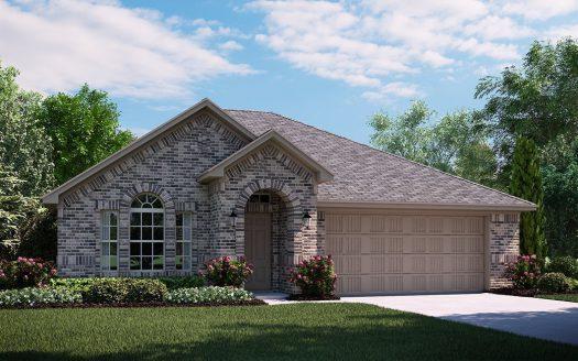 Lennar Artesia-Brookstone - Brookstone subdivision  Prosper TX 75078