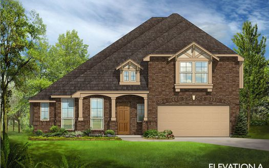 Bloomfield Homes Lakeview Estates subdivision  Anna TX 75409