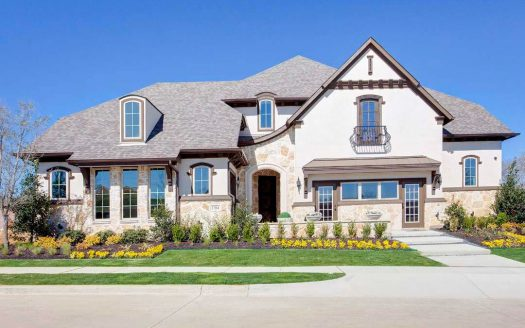 M/I Homes Creekside at Colleyville subdivision 3704 Bardolino Boulevard Colleyville TX 76034