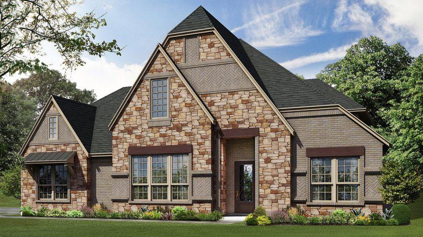 Bloomfield Homes Prosper Lake subdivision  Prosper TX 75078
