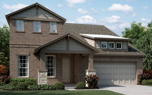 Taylor Morrison Windmill Farms subdivision 9245 Hawthorn Drive Forney TX 75126