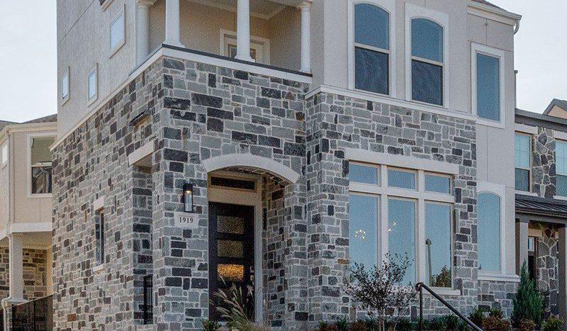 David Weekley Homes HighGrove Gardens subdivision 1919 Kessler Heights Lane Dallas TX 75208