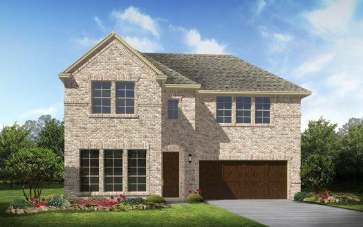 K. Hovnanian® Homes Villas at Mustang Park subdivision 2110 Remington Drive