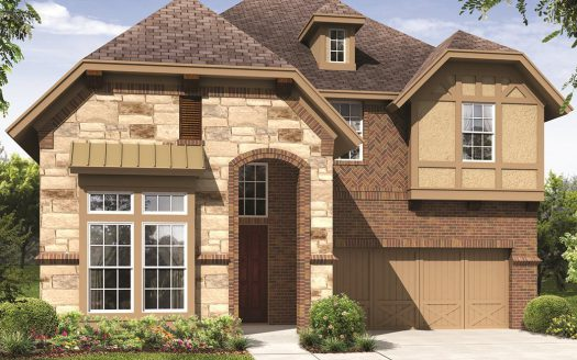 Lennar Lantana - Garner 50's subdivision  Lantana TX 76226