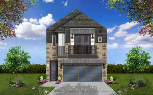 Coventry Homes Merion at Midtown Park Executive Series subdivision  Dallas TX 75231