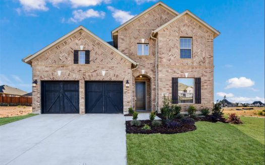 Coventry Homes Barrington at Lantana 50s subdivision  Lantana TX 76226