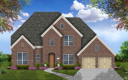 Coventry Homes Star Trail subdivision  Prosper TX 75078