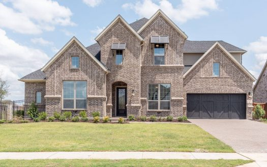 Coventry Homes Star Trail subdivision  Prosper TX 75078