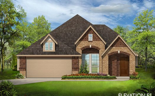 Bloomfield Homes West Crossing subdivision 1025 Acacia Drive Anna TX 75409