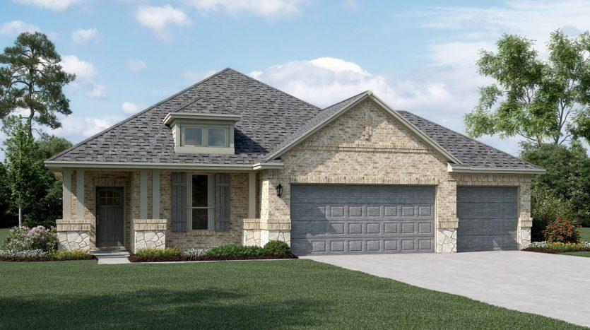 K. Hovnanian® Homes Ascend at Seventeen Lakes Estates subdivision  Roanoke TX 76262