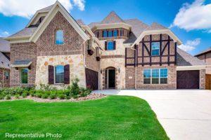Grand Homes Estates of Verona subdivision  McKinney TX 75071