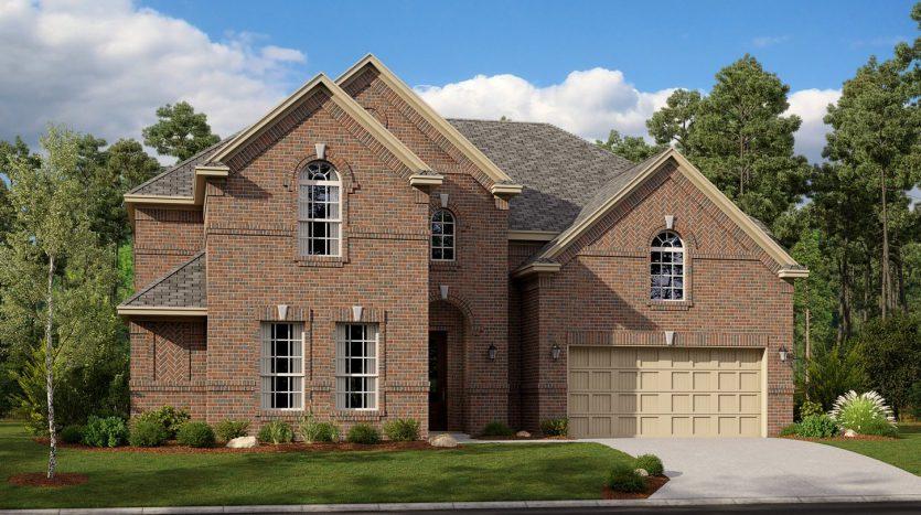 Village Builders Lilyana 74's subdivision  Prosper TX 75078