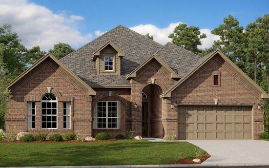 Village Builders Lilyana 60's subdivision  Prosper TX 75078