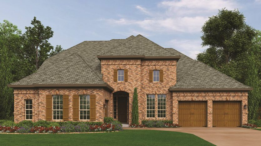 Village Builders Lantana - Reata 70's subdivision  Lantana TX 76226