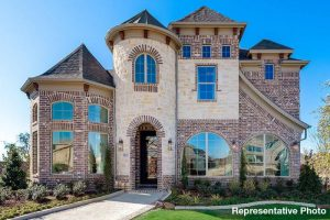 Grand Homes Tribute - The Gardens subdivision  The Colony TX 75056