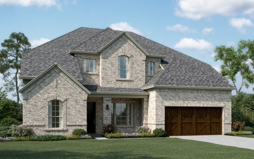 K. Hovnanian® Homes Trailwood subdivision  Roanoke TX 76262