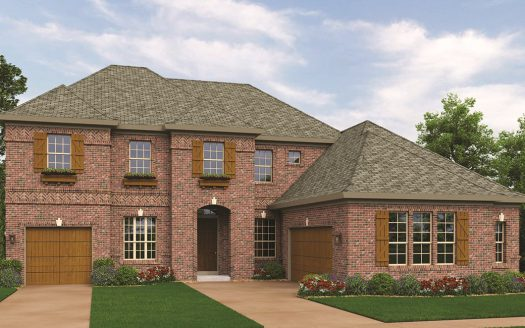 Village Builders Creekside at Colleyville 75' subdivision  Colleyville TX 76034