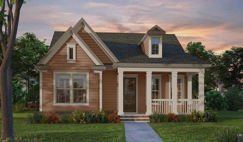 David Weekley Homes Tucker Hill subdivision  McKinney TX 75071
