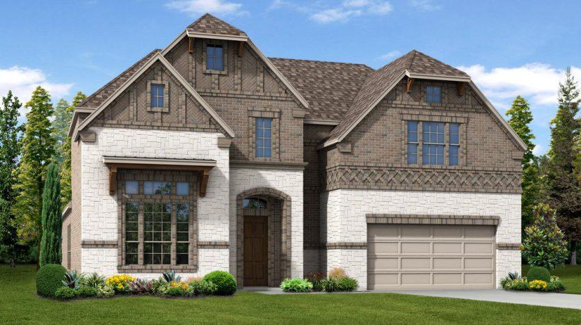 Trendmaker Homes Parks at Legacy subdivision  Prosper TX 75078