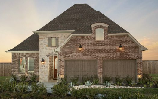 Taylor Morrison Waterford Point at the Tribute subdivision  The Colony TX 75056