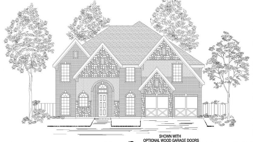 First Texas Homes Dove Chase subdivision  Mansfield TX 76063