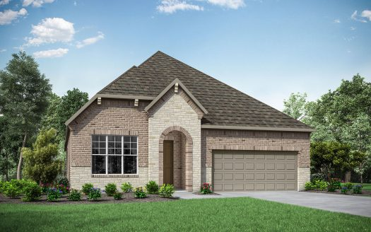 Drees Custom Homes Seventeen Lakes subdivision  Roanoke TX 76262