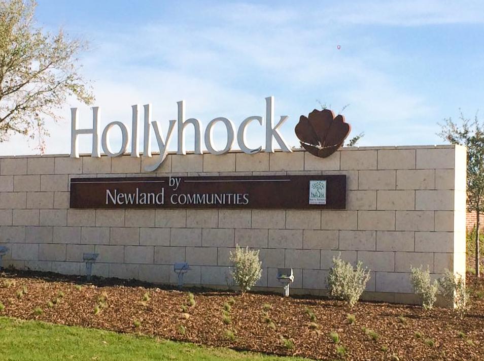 Hollyhock: