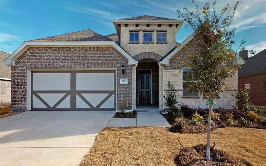 Gehan Homes Paloma Creek subdivision 901 Smothermon Farm Road Little Elm TX 75068