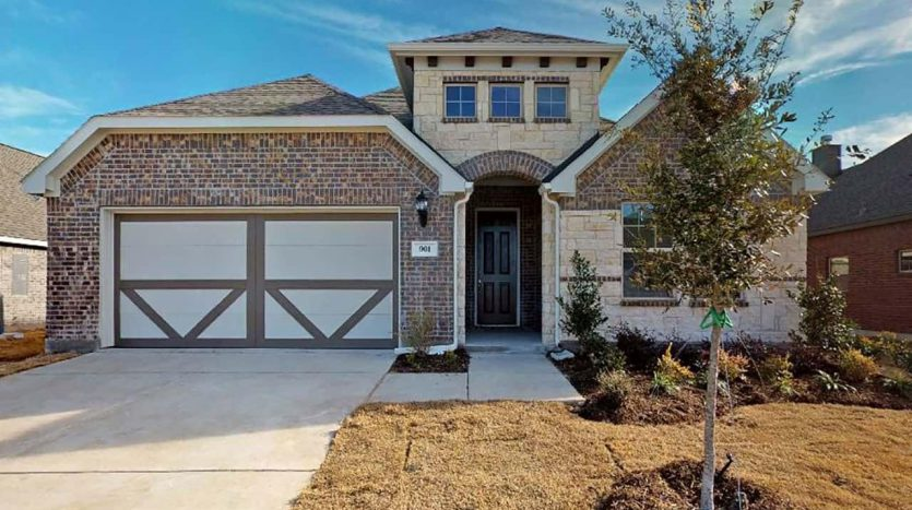 Gehan Homes Paloma Creek subdivision 901 Smothermon Farm Road Little Elm TX 75068