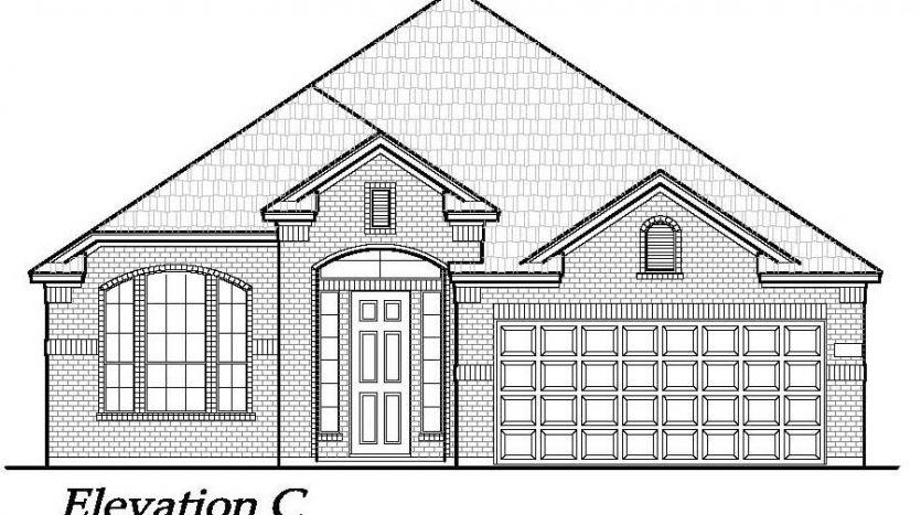 Chesmar Homes Dallas Somerset subdivision  Mansfield TX 76063