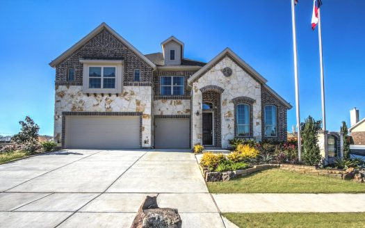K. Hovnanian® Homes-Light Farms Cypress-Celina-TX-75009