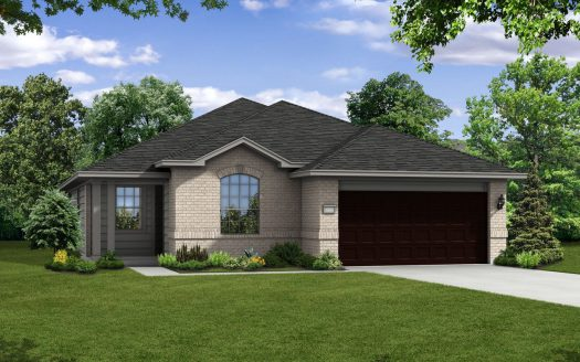 CastleRock Communities Bozman Farms subdivision 1601 Emerald Brook Ct. Wylie TX 75098