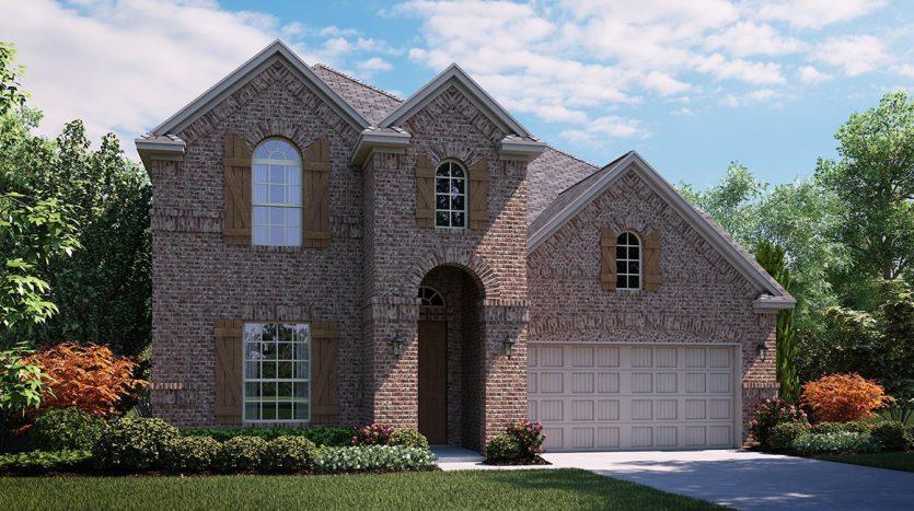 Village Builders Artesia-Lakeside - Lakeside subdivision  Prosper TX 75078
